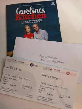 Caroline's Kitchen Review