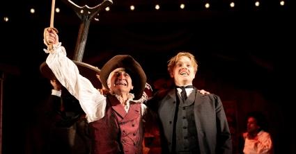 Henry Goodman & Freddie Fox